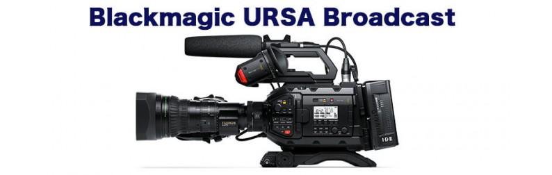 Blackmagik URSA Broadcast