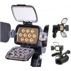 Накамерный свет Hualin Stone-Tech HL-3200/10