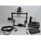 Дистанционно-управляемая головка  HRC-15-3HМ (Трех осевая, камера до 8кг)